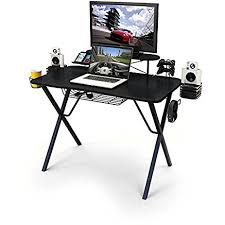 Amazon Com Gaming Desk Pro All In One Professional Gamer Desk