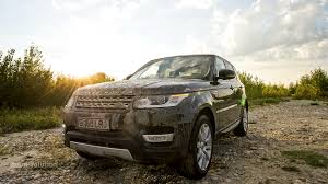 land rover off road wallpaper 2014 range rover sport review autoevolution
