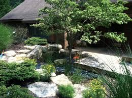 garden design garden design with brooklyn limestone backyard