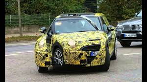 Mini Clubman Dimensions Interior 2016 Mini Clubman Get New Interior Spyshot To Be Shown In Full At