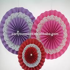paper fan backdrop new design violet color paper fans backdrop wedding backdrop