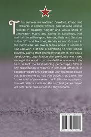 the 2016 phillies minor leagues a fan u0027s view steve potter