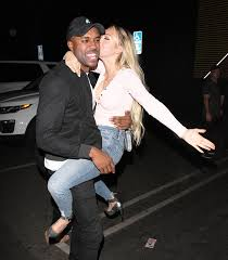 nightingale hollywood corinne olympios demario jackson reunion photos hollywood life