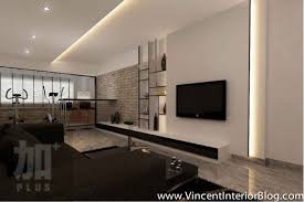 Tv Console Design 2016 Extraordinary 30 Living Room Design Pictures Singapore Decorating