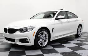 bmw 4 series used 2017 used bmw 4 series certified 440i xdrive awd gran coupe m