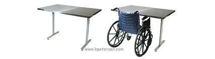 Accessible Reception Desk Ada Restaurant Table Clearances