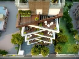 Apartment Elevation Designing D Architectural Rendering - Designing apartments