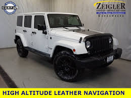 certified jeep wrangler certified pre owned 2014 jeep wrangler unlimited 4d sport