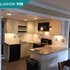 All Wood Kitchen Cabinets Online Linkok Furniture Wholesale Cheap China Blinds Factory Directly