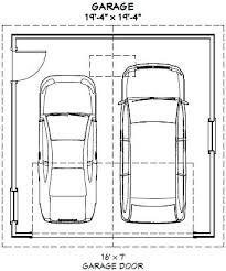 2 car garage sq ft 2 car garage square footage square feet 2 car garage average square