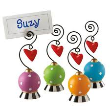 table top place card holders suzy toronto place card holders wonderful wacky women pinterest