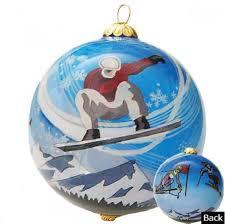 winter sports ornaments km671 zhen zhu inc a fresh approach