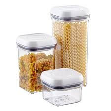 Clear Glass Kitchen Canisters 100 Clear Canisters Kitchen Amazon Com Oggi 150 Ounce