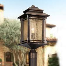 Outside Post Light Fixtures Outdoor Post Lights L Post Light Fixtures Ls Plus