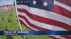 Honor Flag Thousands Of Flags Honor Veterans This Memorial Day At