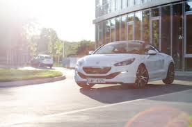 buy a peugeot european review peugeot rcz r
