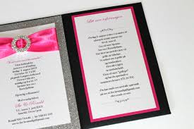 embellished paperie blog silver glitter pink and black