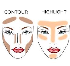25 best ideas about highlight contour makeup on face contour makeup face contouring and makeup contouring