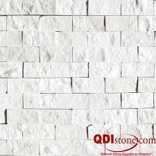 Split Face Stone Backsplash by Freska Limestone Split Face Tile Qdisurfaces