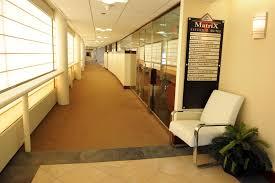 general motors headquarters interior matrix loses more tenants as questions surround huge building