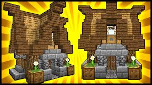 small stylish house minecraft tutorial youtube
