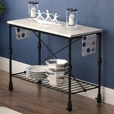 metal kitchen island castille metal kitchen island wayfair