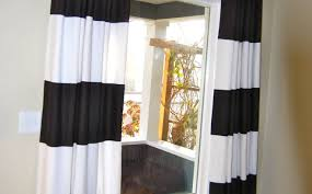 Red White Striped Curtains Curtains Amazing Red And Black Striped Curtains Stylish Red