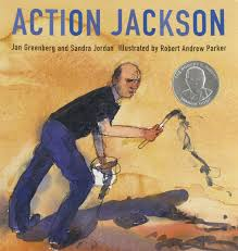 10 Children S Books That Inspire Creativity In Jackson Pollock Inspired Process For