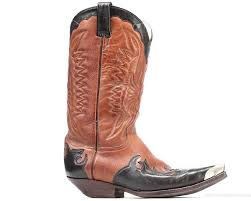 cowboy boots uk leather mens boots cowboy boot embroidery 80s steel cap toe