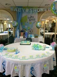 Baby Shower Centerpieces For A Boy dollar store baby shower decoration for a boy ideas pinterest