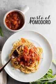 light olive oil pasta sauce silver spoon pasta al pomodoro grits chopsticks