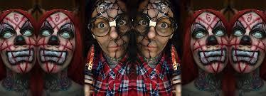 horrorgram horror makeup artist mice moregore