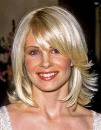 medium layered haircuts for oval faces hairs picture gallery