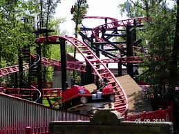 The Boss Six Flags Mr Freeze Six Flags St Louis Mapio Net