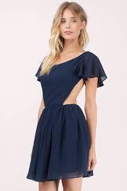 navy blue dress navy skater dress blue dress flare dress navy sleeve