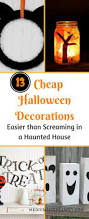 13 cheap halloween decorations easier than screaming in a haunted