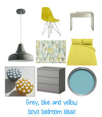 Blue And Yellow Bedroom Boys Bedroom Grey Blue And Yellow Renovation Bay Bee