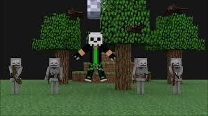 Halloween Skeleton Games by Minecraft Blender Timelapse Halloween Skeleton Skin Rieth