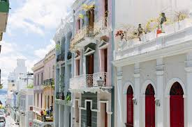 puerto rico part two colorful streets of old san juan york avenue
