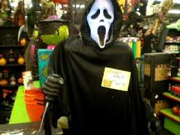 Outlet Halloween Costume Halloween Outlet Ghost Face Prop