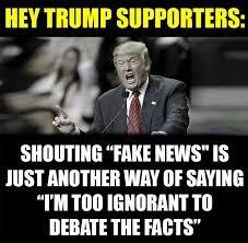 Shouting Meme - trump fake news meme anti trump stuff pinterest meme politics