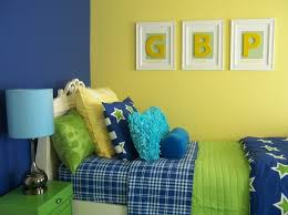 yellow bedroom yellow green and blue girl s bedroom traditional bedroom