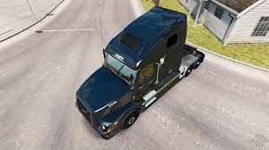 volvo truck tractor trans west truck tractor volvo vnl 670 for american truck simulator