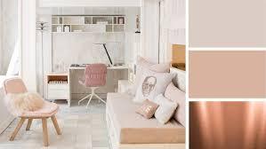 couleur de chambre tendance quelles couleurs pour une chambre d ado fille