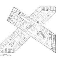 Alexis Condo Floor Plan Bibliothèque Alexis De Tocqueville Oma Arch2o Com