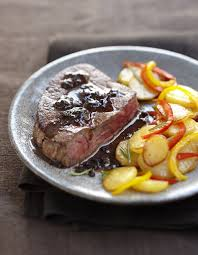 cuisinez v recette filet de bœuf de chalosse grillé à la tapenade