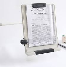 book reading stand for desk desk top book document reading stand flex arm book copy holder cl