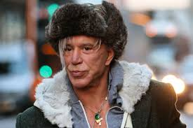 Mickey Rourke News Newslocker - mickey rourke is rebuilding his face again page six