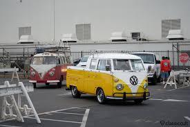new volkswagen bus yellow octo vw bus meet june 10 2017 california classiccult