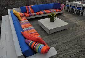 loungekussens bonbon plume sunbrella buitenstof waterafstotend